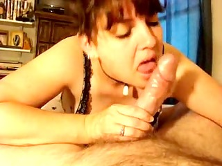 breasty wifes oral pleasure