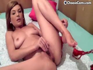 webcam d like to fuck angel enjoys masturbation