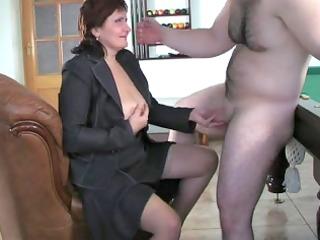 russian mom viola fucks juvenile guy