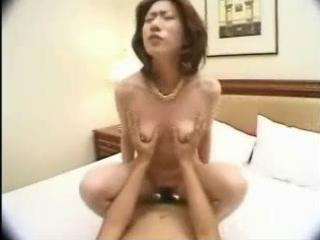 hairy oriental mother i sucks and copulates