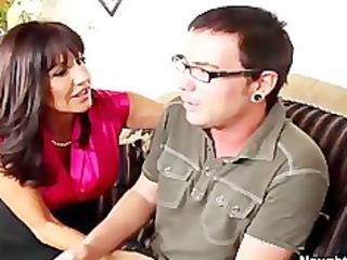 busty brunette tara holiday thanks sons ally with