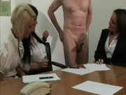 cfnm office milfs hot for ramrod