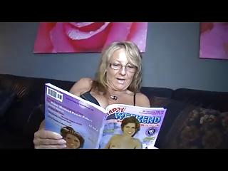 german older woman