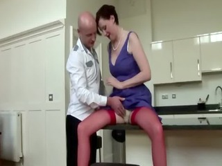 mature stocking mother i snatch oral-sex