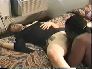 swinger wife slut with her large black paramour -