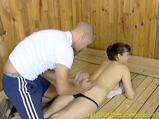 st massage then sex