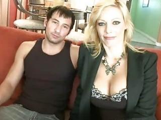 hot meeting with very hot bigtits milf slut