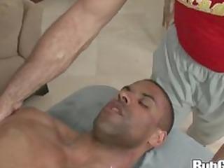 rubgay muscule stud massage