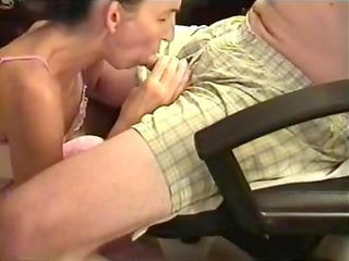 my shy wife homemade oral job episode