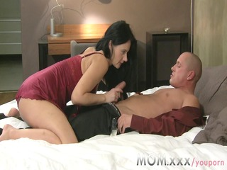 mama cougar wife fucks her lover