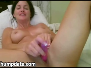 gorgeous mother i toying her lascivious love