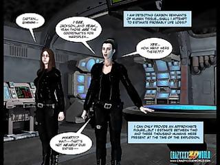 5d comic: galacticus 10