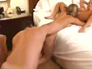 naughty blond chicks brandi love and allie share