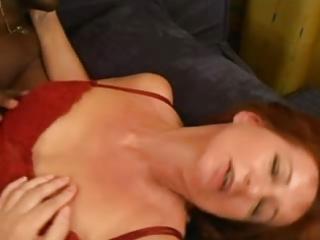 mature redhead bonia desires bbc