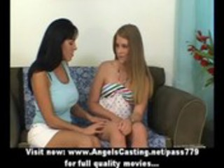 lesbo latina mother i and hitchhiker undressing