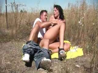 slutty milf receives drilled hard outdoor part10