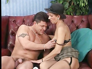 mature german lady getting her butt screwed hard