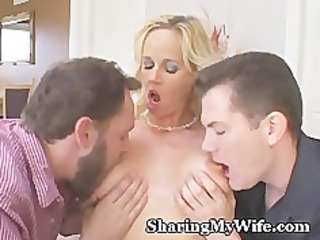 wifey shared with neighbors