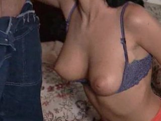 hungarian milf rides a thick ramrod