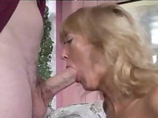 sexy granny curvy blonde rheina shine mature