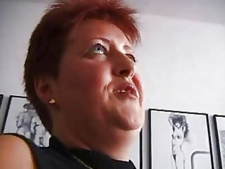 concupiscent redhead older german