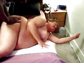 older big beautiful woman interracial pt 6