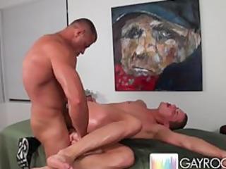 oily fondling ass massage.p11