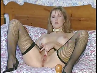 mandy is a juvenile british housewife who can to