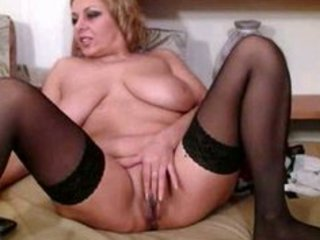 squirting older wife with large milk sacks
