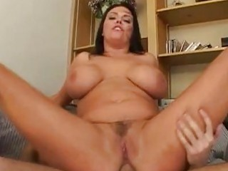 darksome haired mother i with biggest jugs