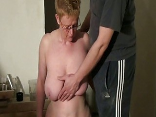 immodest aged slaves thrashing and