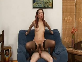 hairy anal d like to fuck in nylons gaping