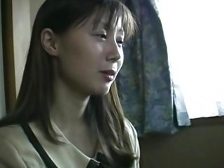 oriental mother and daughter acquires it hard